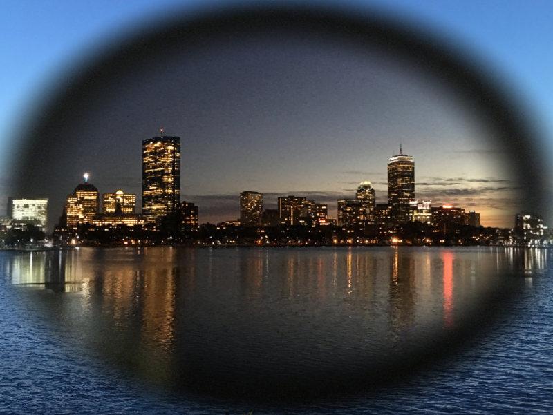 Crossfading photos with WebGL - Boston Bridge Project